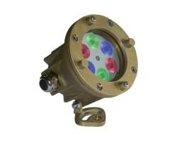 Projecteurs 6 LED immergeables IP68