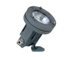 Projecteur plastique 120W ampoule PAR 38