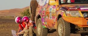 Aquaprism sponsor Rallye des Gazelles