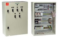 Régulation armoires, coffrets électriques