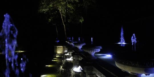 Fontaines en bassin aquaprism - Jardin anglais neuchatel dijon ...