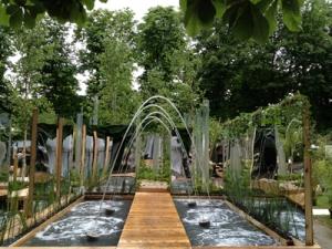 Exposition Jardins, jardin aux Tuileries (75)