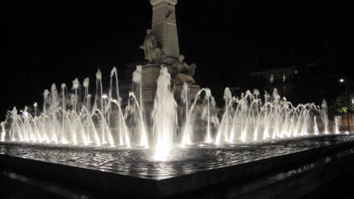 Fontaine Dijon matériel Aquaprism