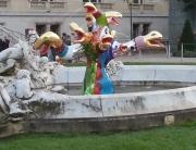 Aquaprism Fontaine Niki de Saint Phalle 2