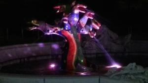 Aquaprism Fontaine Niki de Saint Phalle