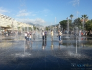 Photo article Anniversaire fontaine nice