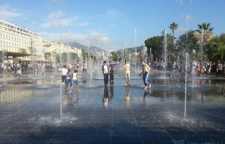 Anniversaire de la Promenade du Paillon à Nice