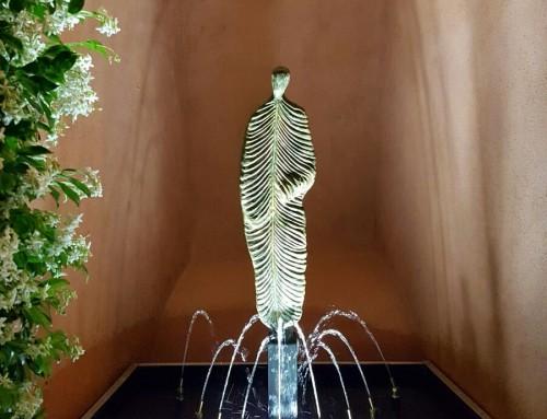 Aquaprism, partenaire du printemps de la sculpture à Saint Ambroix (Gard)